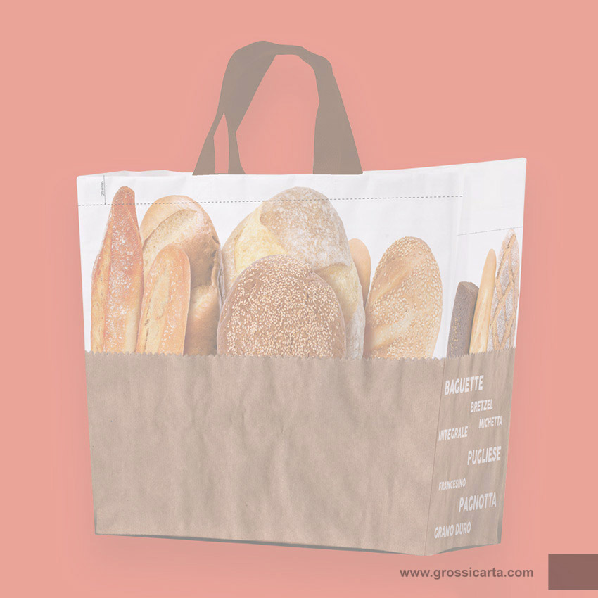Shopper PPW ''pane & dolci'' - <strong>SOLD OUT</strong>