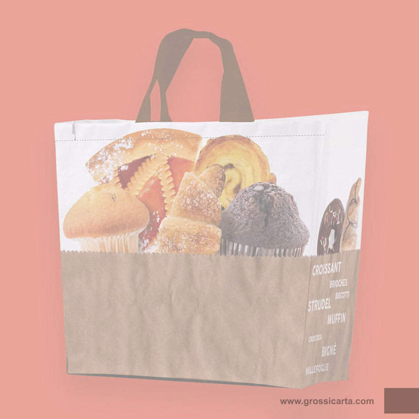 Shopper PPW ''pane & dolci''- <strong>SOLD OUT</strong>