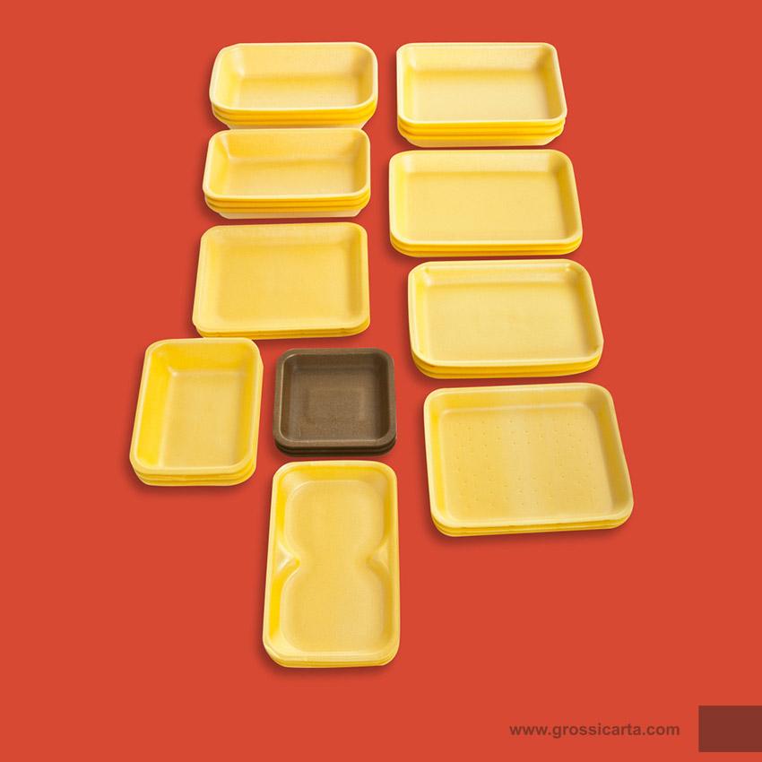 Vassoi in polistirolo fornitura packaging ortofrutta for Polistirolo cagliari