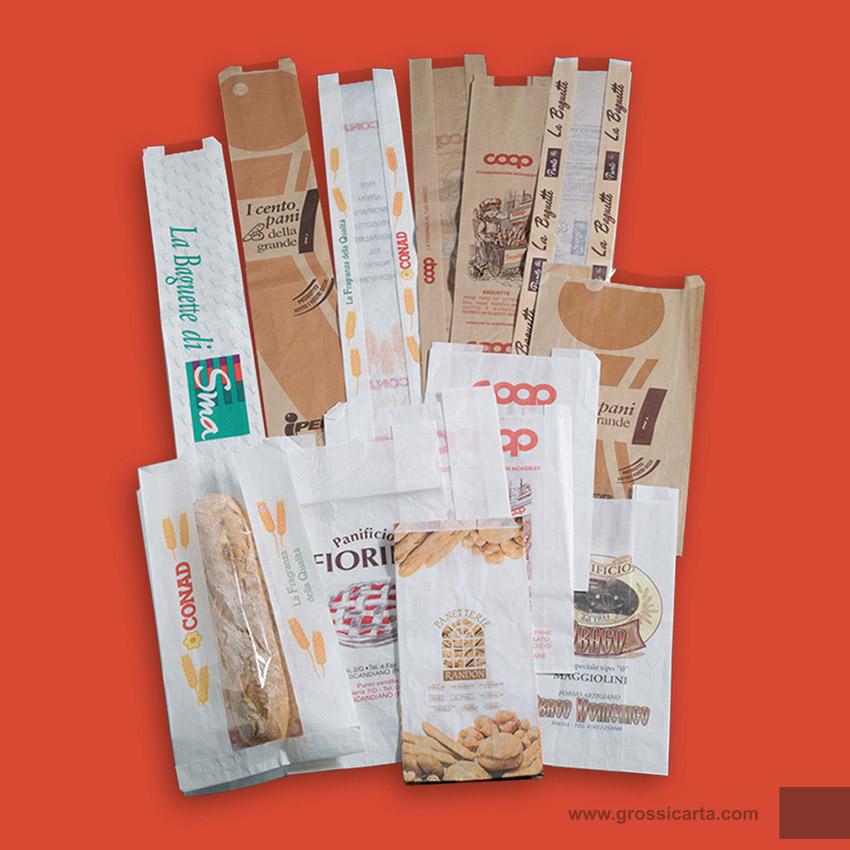 Molto sacchetti in carta stampe personalizzate ricerca, 1 JU32