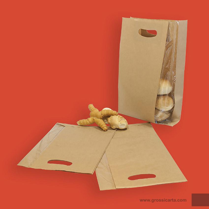 Extrêmement Sacchetti in carta, vendita e consegna all'ingrosso, 1 ML76