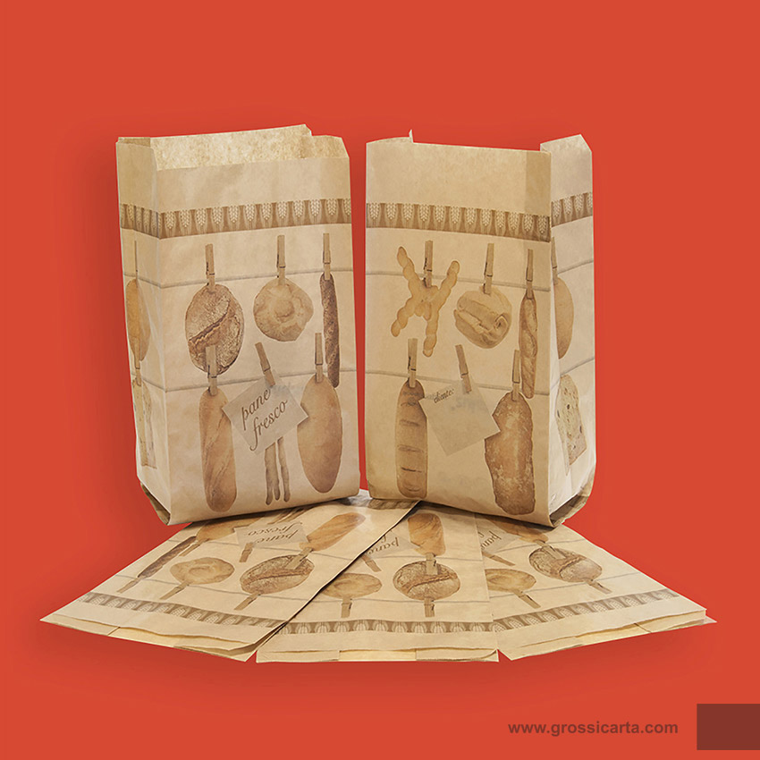 Top Sacchetti in carta, vendita e consegna all'ingrosso, 1 EZ61